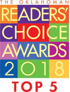 Oklahoman Readers Choice Awards 2018 Top 5