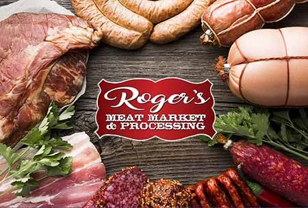 Roger's Meat Market Products